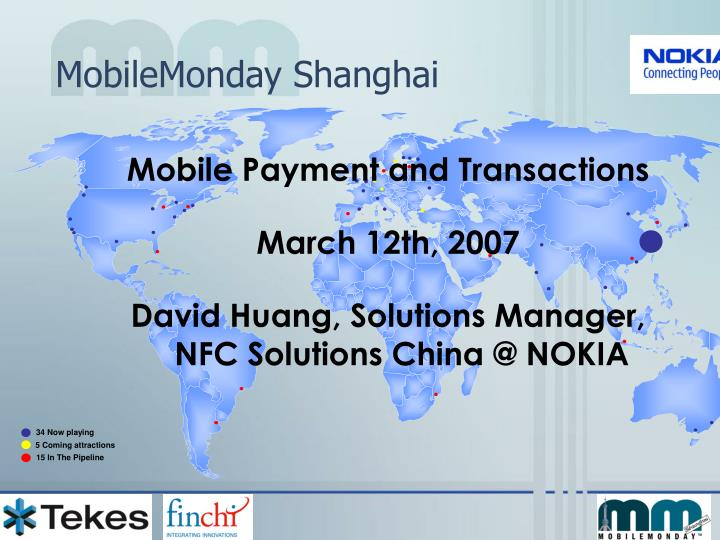 Mobile Payment and Transactions