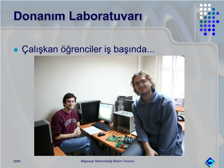 Donanım Labora