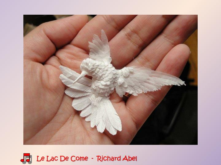 Le Lac De Come  -  Richard Abel