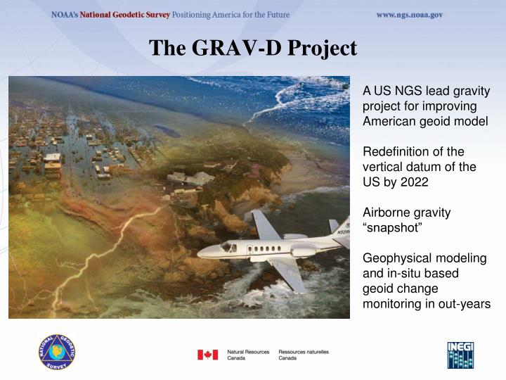 The GRAV-D Project