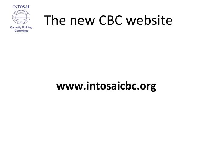 Www intosaicbc org