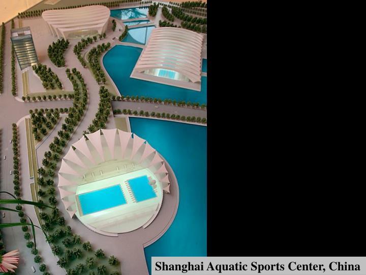 Shanghai Aquatic Sports Center, China