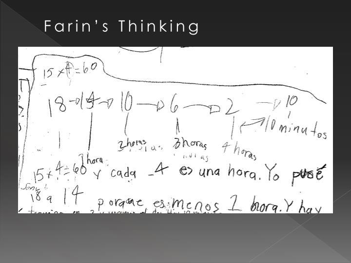 Farin's