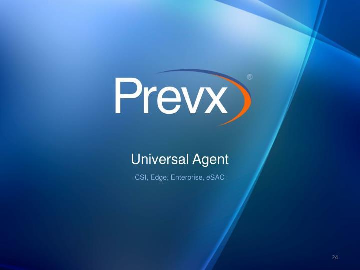 Universal Agent