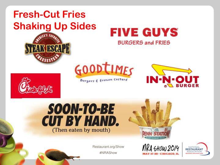 Fresh-Cut Fries