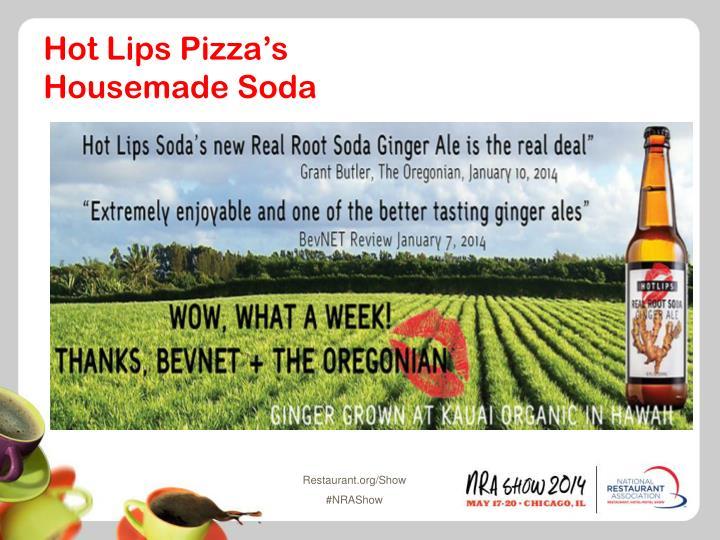 Hot Lips Pizza's
