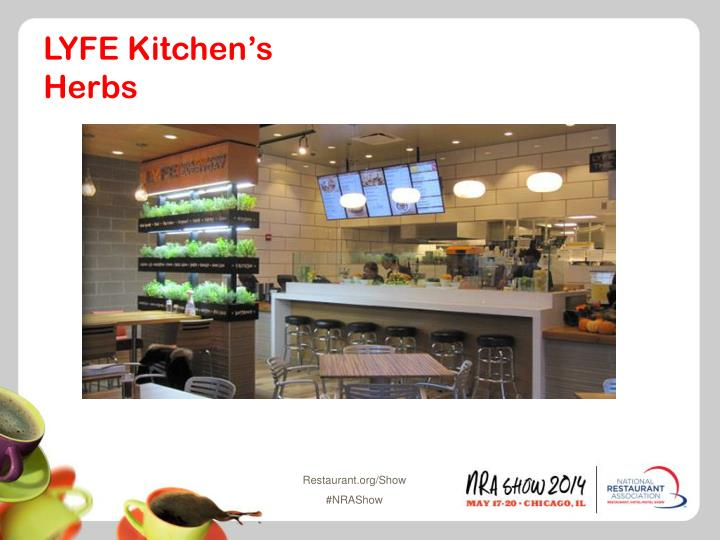 LYFE Kitchen's