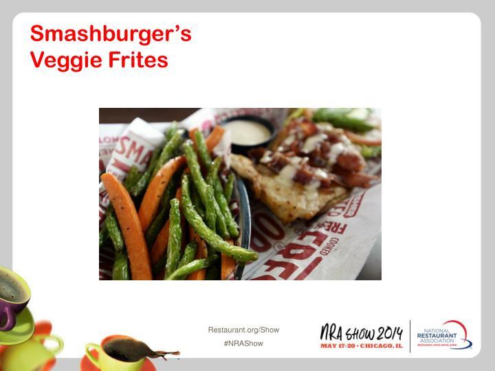 Smashburger's
