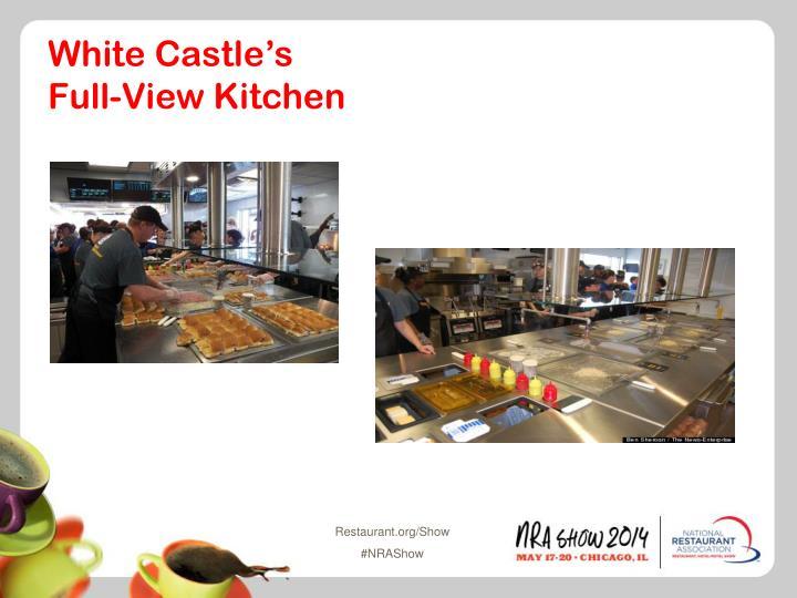 White Castle's