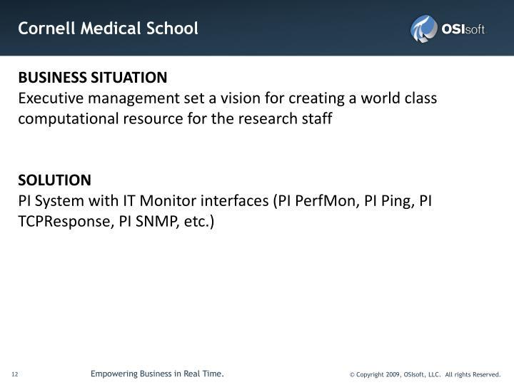 Cornell Medical School