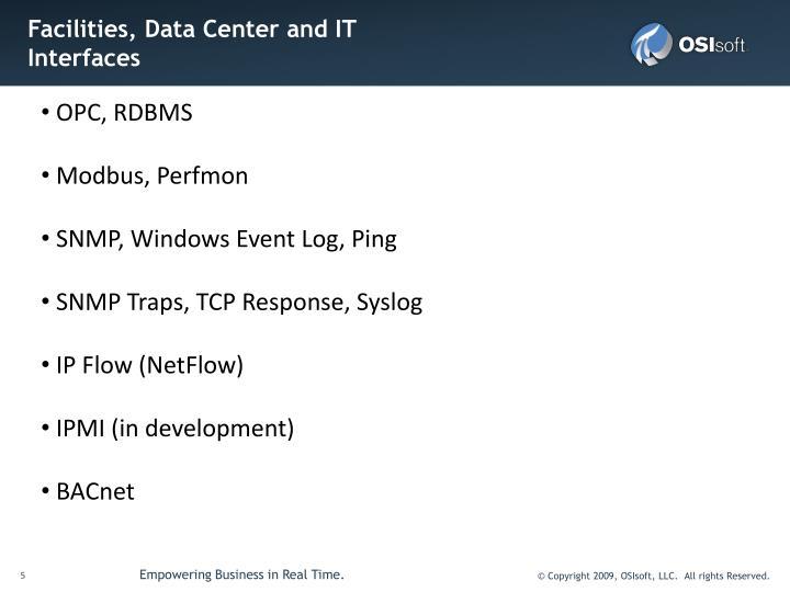OPC, RDBMS