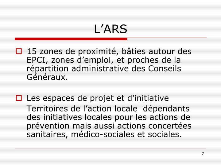 L'ARS