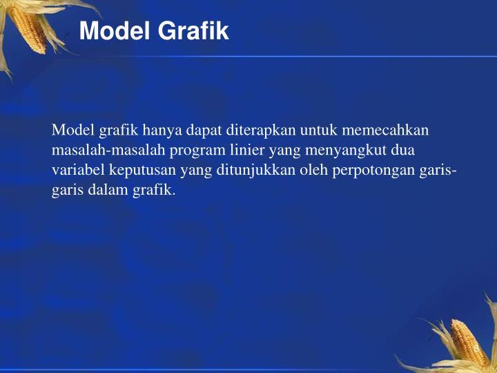 Model Grafik