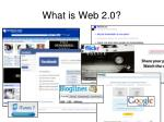 what is web 2 01