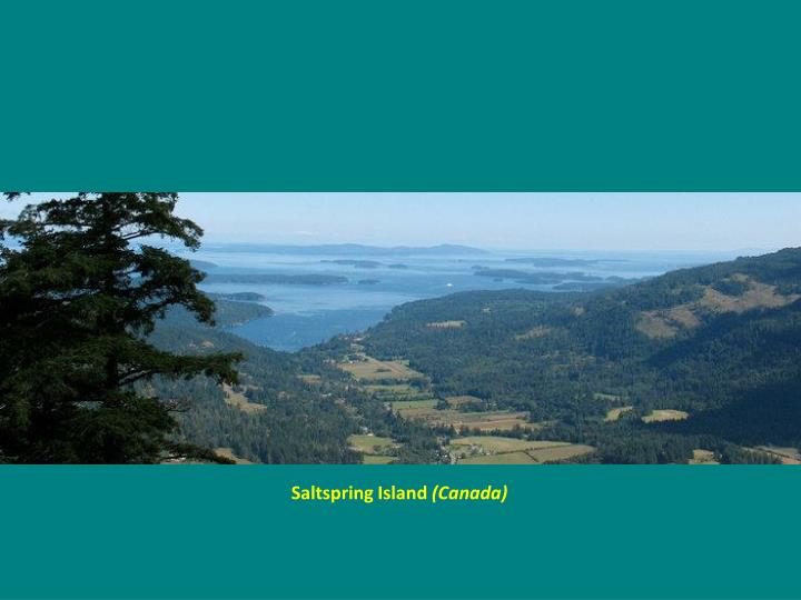 Saltspring Island