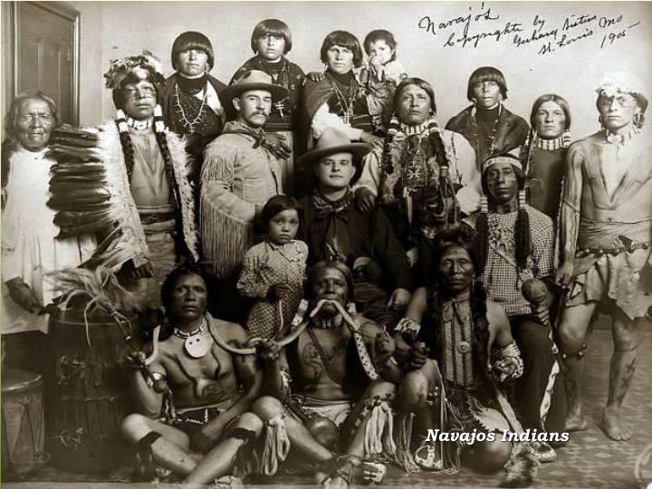 Navajos Indians