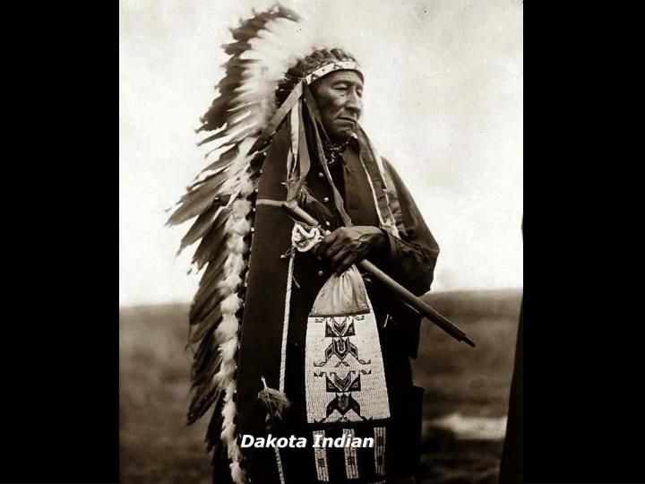 Dakota Indian