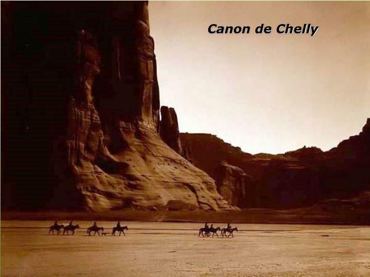 Canon de Chelly