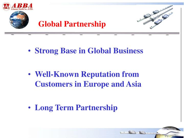 Global Partnership