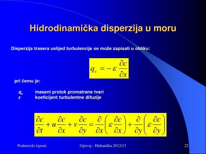 Hidrodinamička
