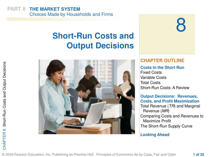 Short-Run Costs and