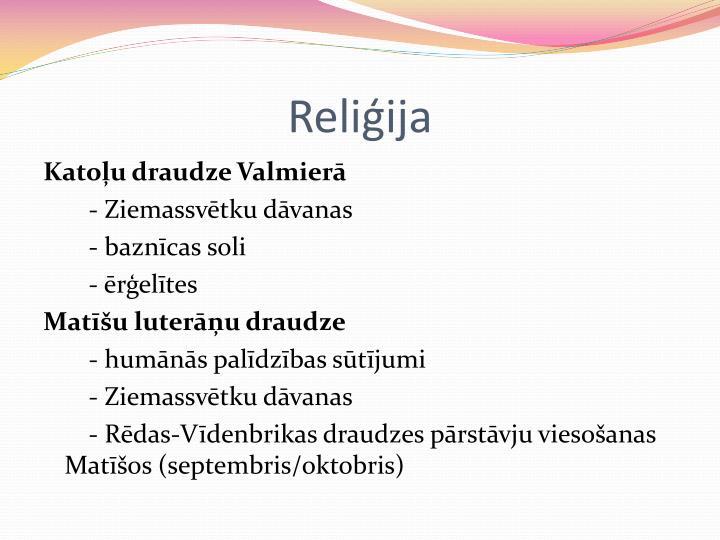 Reliģija