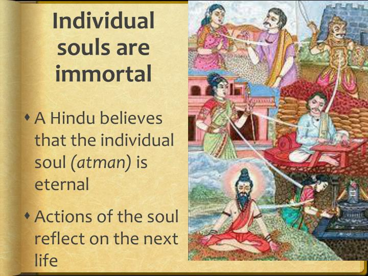 Individual souls are