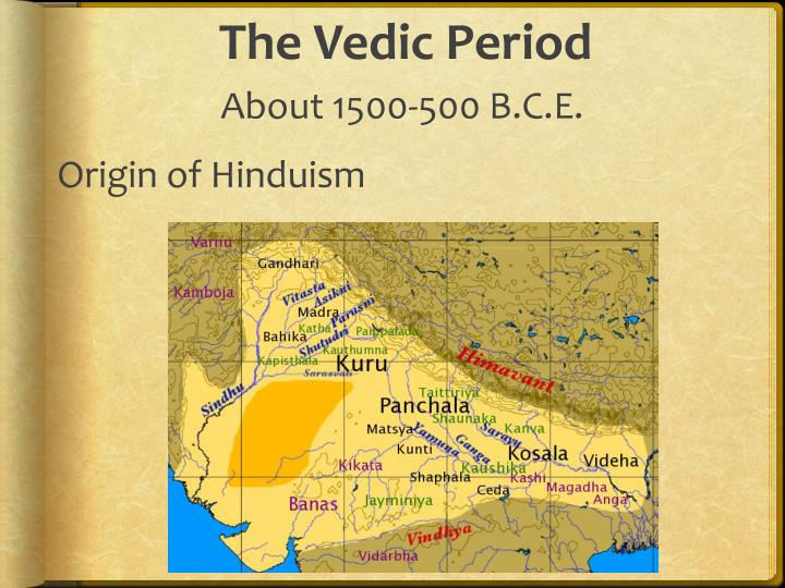 The Vedic Period
