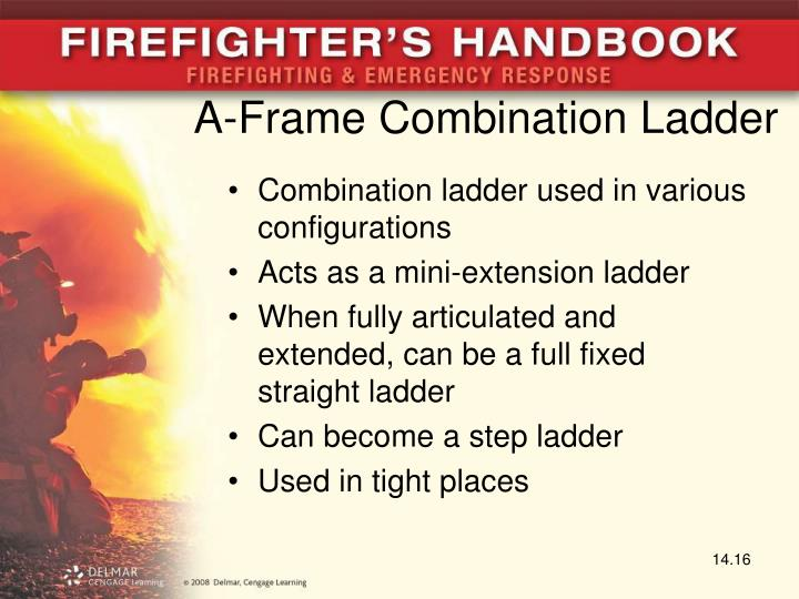 A-Frame Combination Ladder