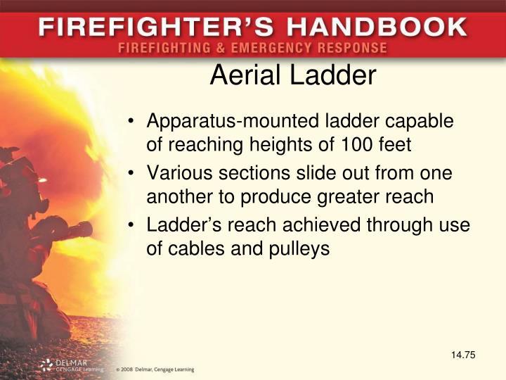 Aerial Ladder