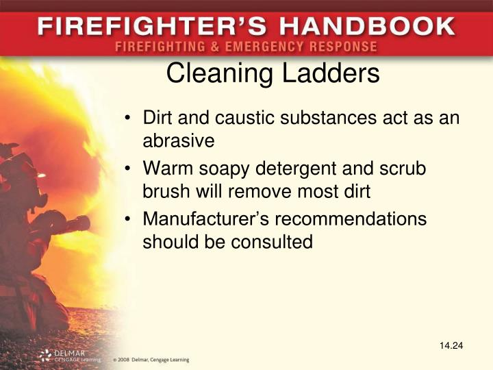 Cleaning Ladders