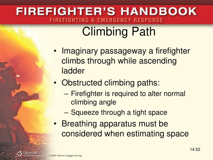 Climbing Path