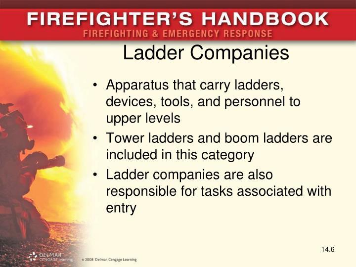 Ladder Companies