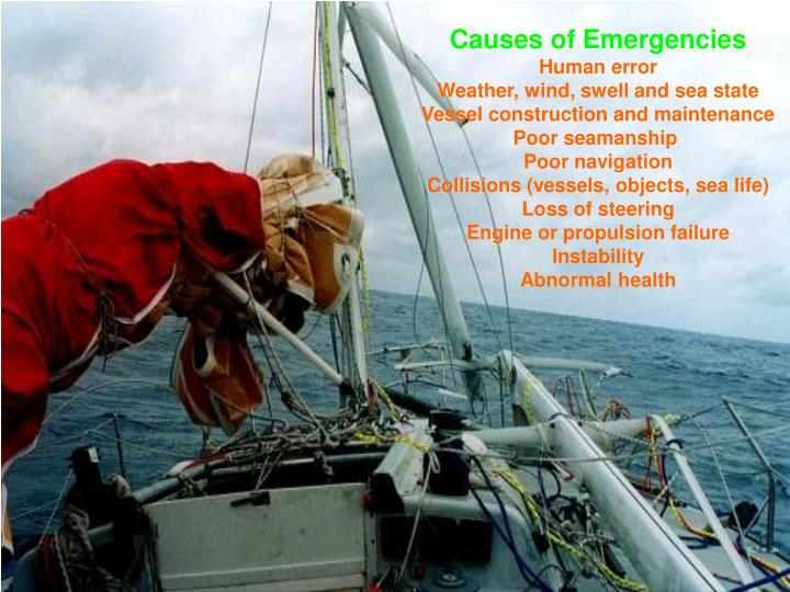 Causes of Emergencies