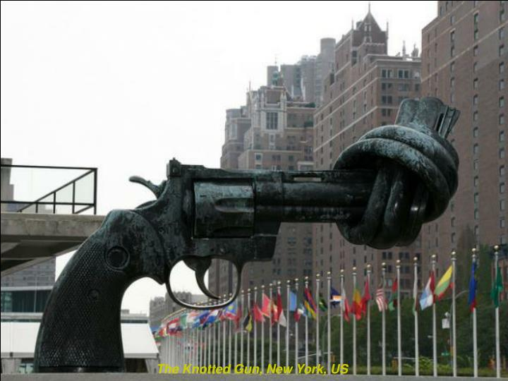 The Knotted Gun, New York, US