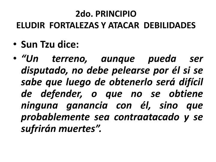 2do. PRINCIPIO