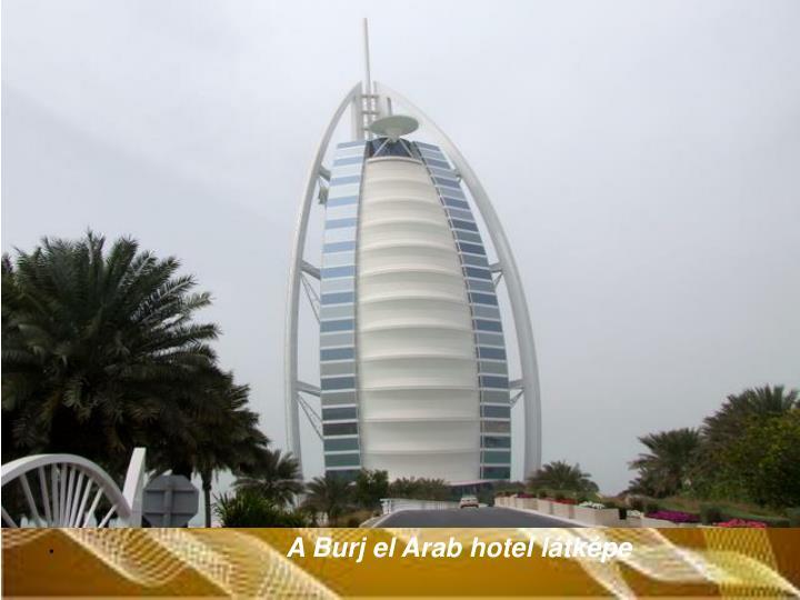 A Burj el Arab hotel ltkpe