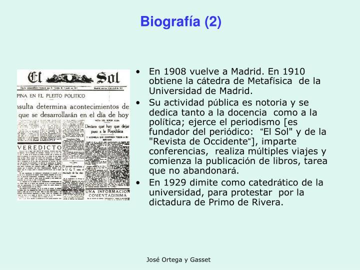 Biografía (2)