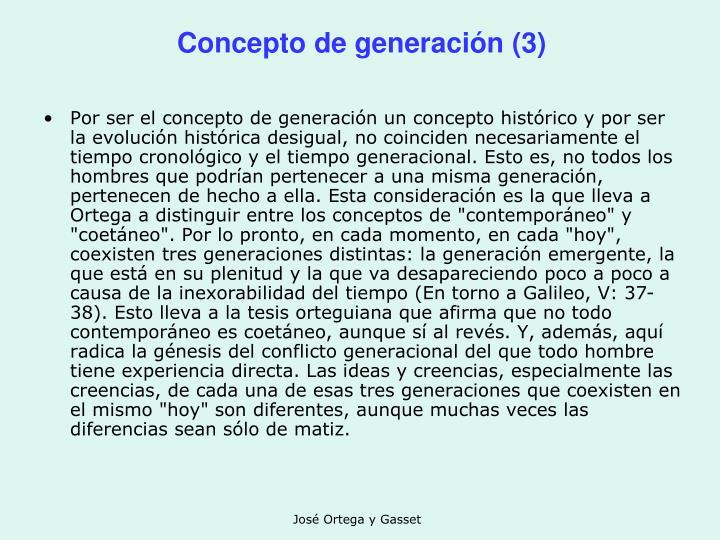 Concepto de generación (3)