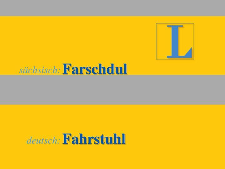 Farschdul