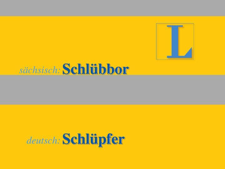Schlübbor
