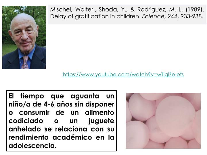 Mischel