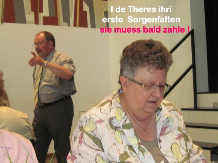 I de Theres ihri