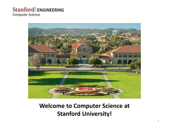stanford university research papers in computer science