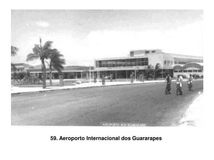 59. Aeroporto Internacional dos Guararapes
