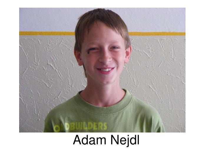 Adam Nejdl
