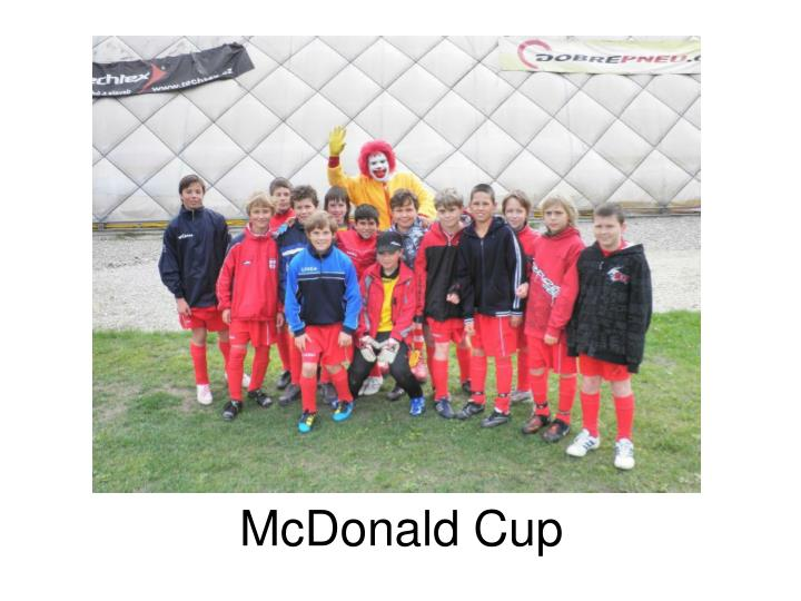 McDonald Cup