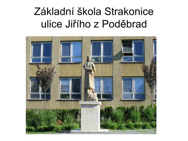 Základní škola Strakonice