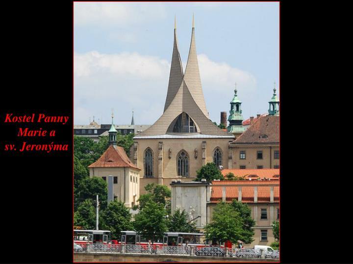 Kostel Panny Marie a