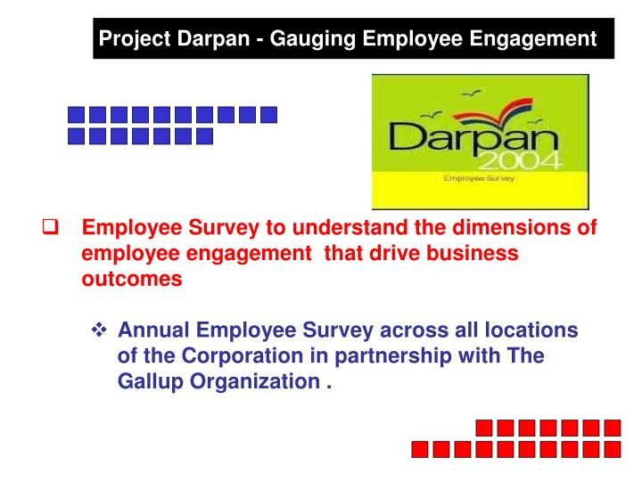 Project Darpan - Gauging Employee Engagement